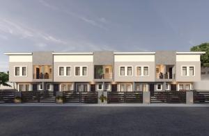 2 bedroom Terraced Duplex House for sale Alpha beach rd Igbo-efon Lekki Lagos