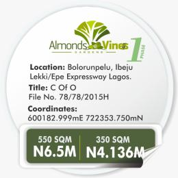 Residential Land Land for sale IBEJU Epe Road Epe Lagos