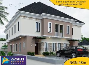 3 bedroom House for sale Amen Estate Phase 2,Eleko Beach Road, Eleko Ibeju-Lekki Lagos