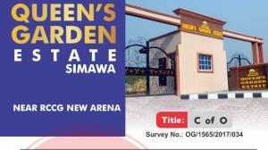 Mixed   Use Land Land for sale Near RCCG New Arena. Mowe Obafemi Owode Ogun