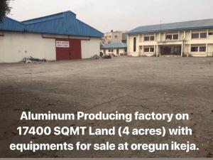 Factory Commercial Property for sale Billings way Oregun Ikeja Oregun Ikeja Lagos