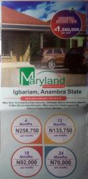 Land for sale 5mins drive from Anambra state university Igbariam Anambra East Anambra