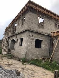 4 bedroom Blocks of Flats House for sale age mowo inside lasu quarters Olounda, badagry local government Age Mowo Badagry Lagos