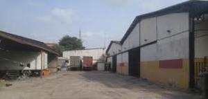 Warehouse Commercial Property for sale Isolo Lagos