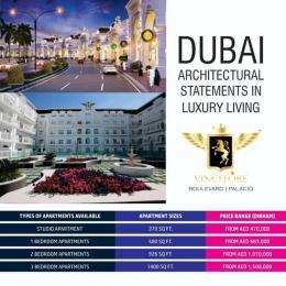 2 bedroom Self Contain Flat / Apartment for sale Dubai  Victoria Island Lagos