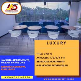 4 bedroom Self Contain Flat / Apartment for sale Ogombo Abraham adesanya estate Ajah Lagos