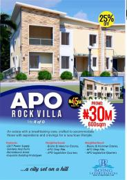Serviced Residential Land Land for sale Apo Apo Abuja