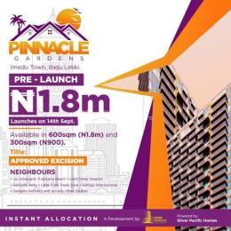 Residential Land Land for sale Pinnacle Gradens Orimedu Ibeju-Lekki Lagos