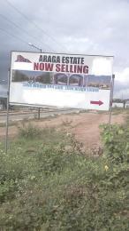 Residential Land Land for sale Araga luxury estate araga poka in the heart of epe Lagos  Epe Road Epe Lagos