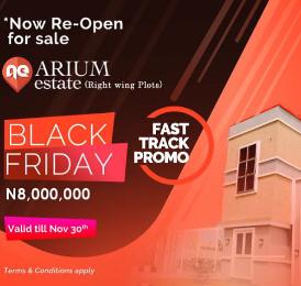 Land for sale ABIJO GRA Abijo Ajah Lagos - 0