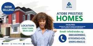 Land for sale  Lekki Town, Ibeju Lekki, Lagos Ibeju-Lekki Lagos