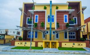 4 bedroom Semi Detached Duplex House for sale Orchid hotel road Lekki  Lekki Phase 2 Lekki Lagos