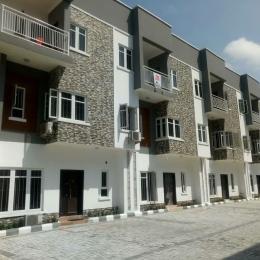 4 bedroom Terraced Duplex House for rent Jakande Lekki Lagos
