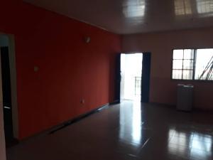 3 bedroom Blocks of Flats House for rent in an estate amidst other estates via former Nitel road  Oko oba Agege Lagos