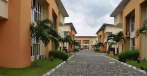 4 bedroom Semi Detached Duplex House for sale Chevy View Estate; chevron Lekki Lagos