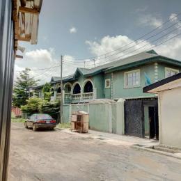 Blocks of Flats House for sale  Iyadunni Street Oke-Afa Isolo Lagos