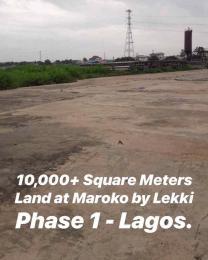Mixed   Use Land Land for sale STRATEGICALLY LOCATED AT LEKKI PHASE ONE ENTRANCE  Lekki Lagos
