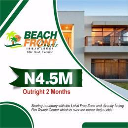 Residential Land Land for sale BEFORE FREE TRADE ZONE Free Trade Zone Ibeju-Lekki Lagos