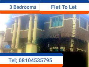 3 bedroom Blocks of Flats House for rent ADP Road, off Airport road  Oredo Edo