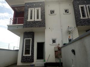 4 bedroom Semi Detached Duplex House for rent Oral Estate Lekki Lagos