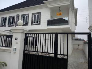 4 bedroom House for rent Chevron Drive  chevron Lekki Lagos