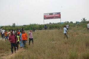 Commercial Land Land for sale Beside third Mainland Bridge Oworonshoki Gbagada Lagos