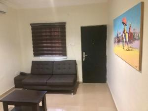 1 bedroom mini flat  Blocks of Flats House for shortlet thomas estate Thomas estate Ajah Lagos