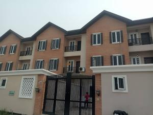 4 bedroom Terraced Duplex House for rent Eletu Osapa london Lekki Lagos