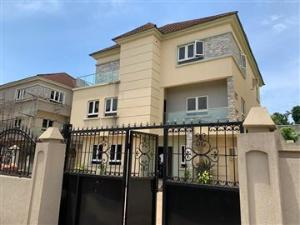 Detached Duplex House for sale Ikeja Lagos