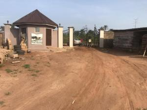 Land for sale Located at Mowe, in a very unique location, with easy access to Berger and Lagos-Ibadan expressway; it is estimated to be maximum of 3 minutes' drive to link Lagos-Ibadan Expressway. Abeokuta Ogun