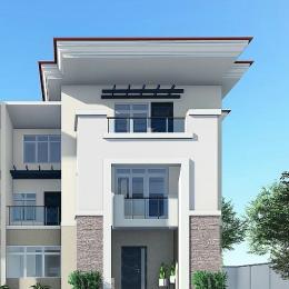4 bedroom Semi Detached Duplex House for sale Near Banex Plaza Wuse 2 Abuja