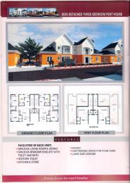 4 bedroom Residential Land Land for sale Airport road Lugbe Abuja