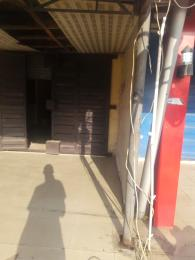 1 bedroom mini flat  Shop Commercial Property for rent Akowonjo roundabout  Akowonjo Alimosho Lagos