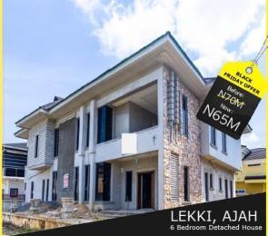 6 bedroom House for sale Private estate  Sangotedo Ajah Lagos