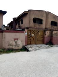 3 bedroom Blocks of Flats House for sale Zeinab street Medina Gbagada Lagos