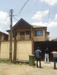 3 bedroom Blocks of Flats House for rent off Alaka Close Abule-Oja Yaba Lagos