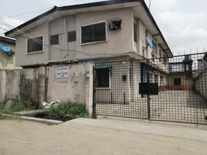3 bedroom Blocks of Flats House for sale Adisa Bashua street  Adelabu Surulere Lagos