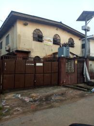 Block of Flat for sale alhaji Azeez street Mafoluku Oshodi Lagos