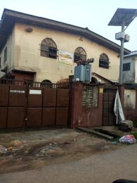 Block of Flat for sale alhaji Azeez street Mafoluku Oshodi Lagos