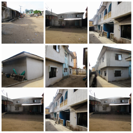 3 bedroom Blocks of Flats House for sale Iyanera Okokomaiko Ojo Lagos