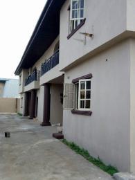 3 bedroom House for sale Church street near Ogunlewe  Igbogbo Ikorodu Lagos