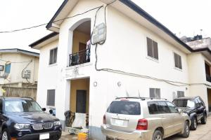 3 bedroom Flat / Apartment for sale Tarred road Ago palace Okota Lagos
