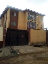 3 bedroom Blocks of Flats House for sale Oke-Afa Isolo Lagos
