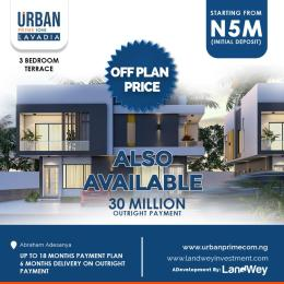 Blocks of Flats House for sale Abraham Adesanya  Abraham adesanya estate Ajah Lagos