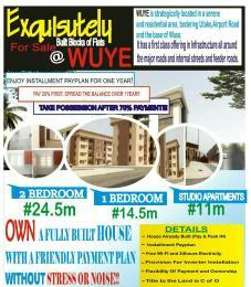 2 bedroom Block of Flat for sale by zartech, wuye Wuye Abuja