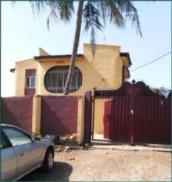 Blocks of Flats House for sale Command Ifako Agege Lagos