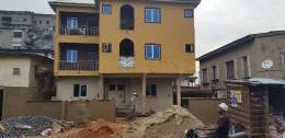 1 bedroom mini flat  Mini flat Flat / Apartment for rent off Nathan Ojuelegba Surulere Lagos