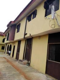 Blocks of Flats House for sale Amule Ayobo Ipaja Lagos