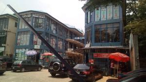 Commercial Property for sale Aminu Kano crescent opposite Mr. Biggs Wuse 2 Abuja