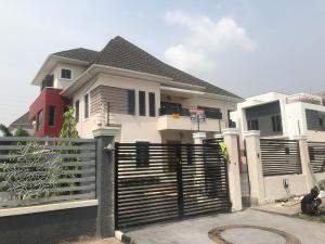 4 bedroom Detached Duplex House for sale Pinnock Beach Estate, Osapa London Osapa london Lekki Lagos